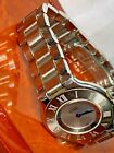 Cartier Must de Cartier 21 1330 Women's Watch in  Stainless Steel