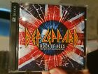 Def Leppard - Rock of Ages: The Definitive Collection (2 Disc) CD