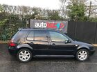 LARGER PHOTOS: Rare Classic Volkswagen Golf 2.8 L V6 4Motion leather 2003 5 door