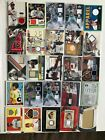 260 BASEBALL CARD GAME-USED & AUTO COLLECTION autograph jersey lot HUGE VALUE !