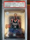 2013 Panini Totally Certified Giannis Antetokounmpo GemMint 10 Rookie Autograph