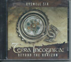 ROSWELL SIX Terra Incognita-Beyond Horizon CD PROG (members/Asia,IQ,Saga,Kansas)