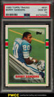 1989 Topps Traded Barry Sanders ROOKIE RC #83T PSA 10 GEM MINT (PWCC)