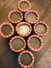 Double End Indian Head Wheat Rolls Unsearched Old Cents US Coins P D S Pennies