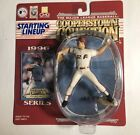 Starting Lineup Steve Carlton 1996 Phillies Cooperstown Collection + Card