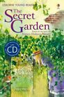 Secret Garden Book With Cd CD Spoken Word by Sims Lesley Brand New Free