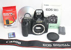Canon EOS 50D Digital SLR body with Battery Software Charger CF card strap