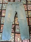 70s 80s Vintage LEVIS 501 xx Hige Fade Denim Jeans Pants 33 x 30 Made in USA
