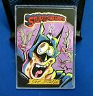 2014 Wax Eye Stupid Heroes Trading Cards 16