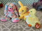 Ty Beanie Babies Of The Month Exclusives: FRITTERS, BUTTERCREAM