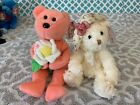 Ty Beanie Babies: DEARLY MOM Mothers Day & NANA 2007 Bears! MWMT!