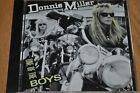 DONNIE MILLER One Of The Boys CD 1989 CBS aor TOMMY SHAW eddie money