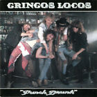 GRINGOS LOCOS - PUNCH DRUNK CD 1989 CD ALBUM ROCK