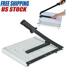 Paper Cutter 18 A4 To B7 Metal Base Guillotine Page Trimmer Blade Scrap Booking