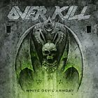 OVERKILL White Devil Armory + 2 JAPAN CD The Bronx Casket Co. DOA The Lubricunts