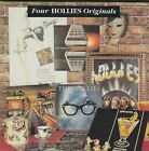 THE HOLLIES FOUR ORIGINALS CD BOX SET - ANOTHER NIGHT 5317704 RUSSIAN ROULETTE