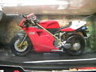 DUCATI 996SPS SPORT BIKE /  MOTORCYCLE       1999 HOT WHEELS COLLECTIBLES  1:10