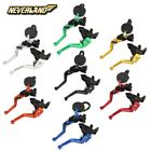 7/8'' 22mm Brake Clutch Master Cylinder Levers For Honda Yamaha Street Dirt Bike