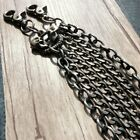 Vintage Long Strong Leash Biker Trucker Wallet Chain Skull design Jean Key Chain