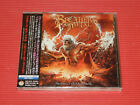 BROTHERS OF METAL PROPHECY OF RAGNAROK WITH BONUS TRACK  JAPAN CD