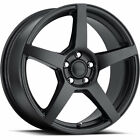 4 16x7 Black Wheel Voxx MGA 5x425 5x45 20