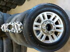 4 2018 Ford F250 Factory 18 Wheels  Tires 05 19 49G F350