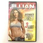 JILLIAN MICHAELS in BEGINNER SHRED on a DVD of WEIGHT LOSS Workout FITNESS VIDEO