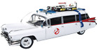 Ghostbusters Ecto 1 118 Scale Die Cast Vehicle Round 2