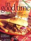 B000MDZNN4 Weight Watchers Magazine In Good Time 123 Slow Cooker Re