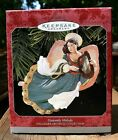 RARE NEW 1998 HALLMARK NEW HEAVENLY MELODY ANGEL ORNAMENT ARCHIVES COLLECTION
