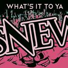 SNEW-WHAT'S IT TO YA-JAPAN CD BONUS TRACK Ltd/Ed D20