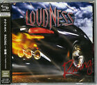 LOUDNESS-RACING (ENGLISH VERSION)-JAPAN SHM-CD F04
