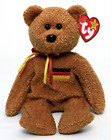 Ty Beanie Baby Collection GERMANIA German Bear Germany Flag Retired