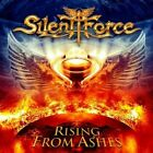 SILENT FORCE Rising From Ashes + 1 JAPAN CD Primal Fear Sinner Bonfire Axxis