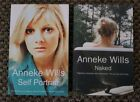 Doctor Who Anneke Wills Self Portrait  Naked Autobiographies Both Signed