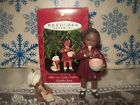 HALLMARK NIKKI #2 ALL GOD'S CHILDREN SERIES 1997 CHRISTMAS KEEPSAKE ORNAMENTS