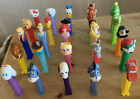 Lot Of 25 Pez Dispensers 4 Made In Slovenia 6 Hungary