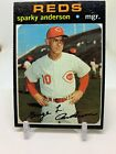 Top 10 Sparky Anderson Baseball Cards 23