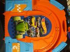 Hot Wheels Slot Track Carrying Case and 55ft Track Untested