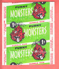 1959 Topps You'll Die Laughing Trading Cards 21