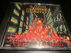 Laaz Rockit - City's Gonna Burn CD