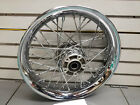 Smooth Profile Front Spoke Wheel Harley Touring 1