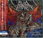 EVIL INVADERS-FEED ME VIOLENCE-JAPAN CD BONUS TRACK E25