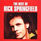 RICK SPRINGFIELD-BEST OF RICK SPRINGFIELD-JAPAN CD D73