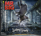 MR.BIG-DEFYING GRAVITY-JAPAN CD+DVD BONUS TRACK Ltd/Ed J50
