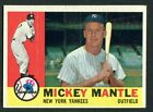 Comprehensive Guide to 1960s Mickey Mantle Cards 9
