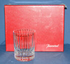 Baccarat HARMONIE 2 New DOUBLE OLD FASHIONED 2 Glasses in Original Box NEW