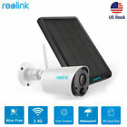 Reolink Argus Eco 1080P Wire Free Security Camera Outdoor Battery Powered