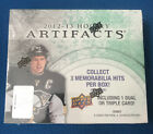 2012 13 Upper Deck Artifacts Hobby Box From Sealed Case 3 Hits RC AU 1 1?