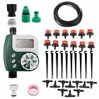 Automatic Garden Drip Water Irrigation System Plant Set for Gardener Planting US